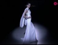 Desfile dos vestidos de noiva de Francis Montesinos 2014