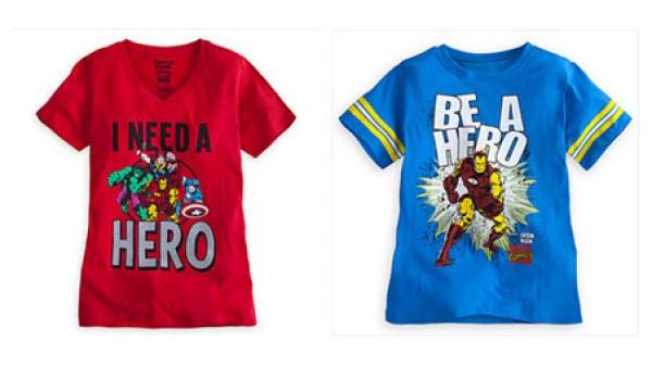 AvengersTShirts