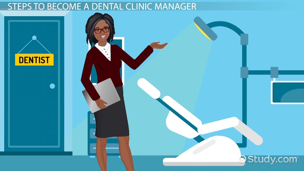 Dental Clinic Manager: Education And Career Roadmap