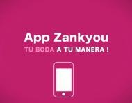 Zankyou App para iPhone, ¡lo mejor para tu boda!
