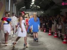Défilé Jean-Charles de Castelbajac Printemps Eté 2015 : Fashion Week de Paris [Vidéo]