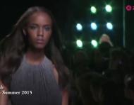 Elie Saab primavera 2015: Colores, patrones ambiciosos y los más hermosos vestidos de fiesta para invitadas