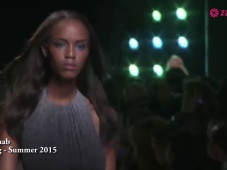 Elie Saab Primavera-Verano 2015: inspiración fashionista [Video]