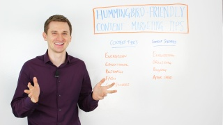 Hummingbird Friendly Content Marketing Tips