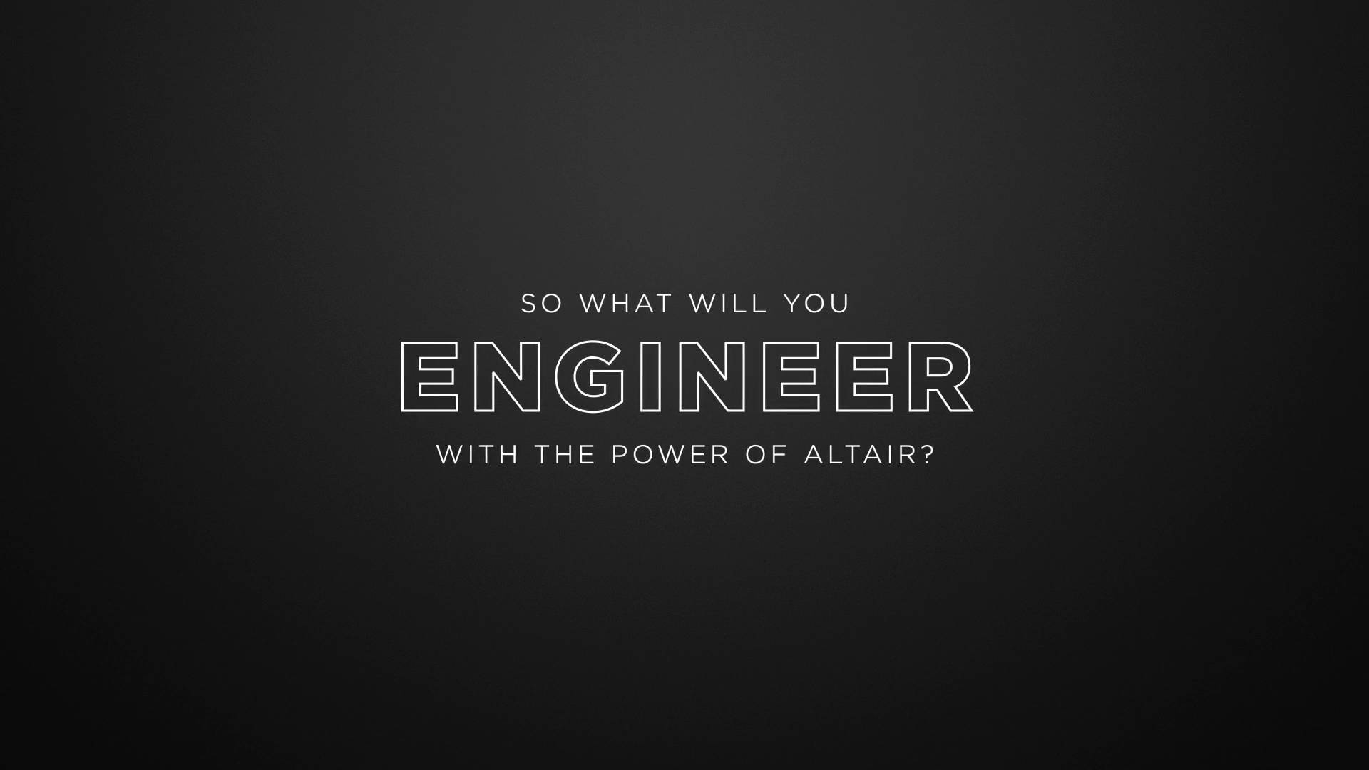 altair transforming the way companies design products and make