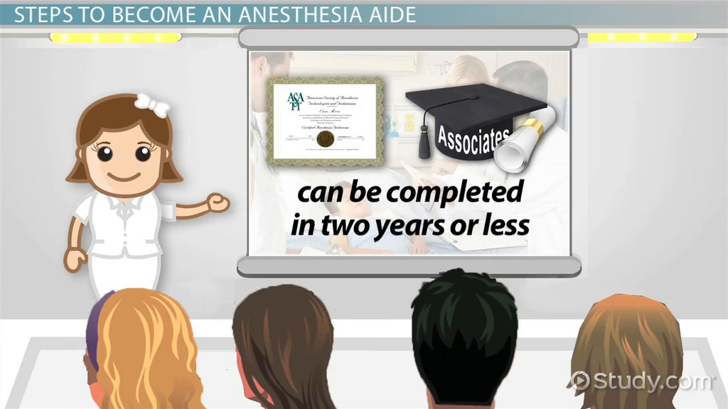 how to become an anesthesia aide: step-by-step career guide, Human Body