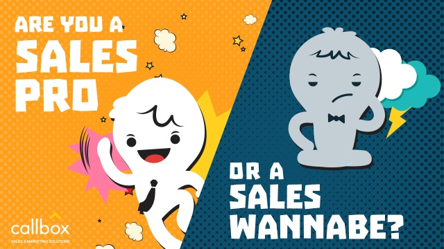 Are you a Sales Pro or a Sales Wannabe