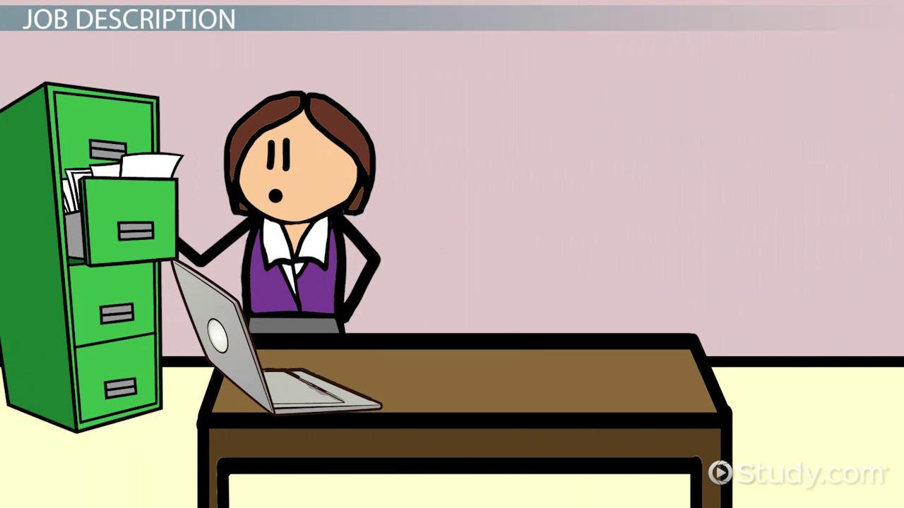 human resources assistant job description duties and requirements