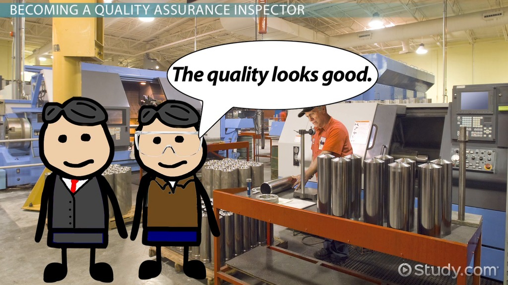Become a QA Inspector: Education and Career Information