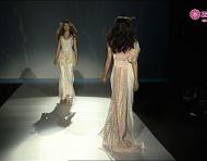 Vestidos de novia de Raimon Bundó 2013, el desfile de Gaudí