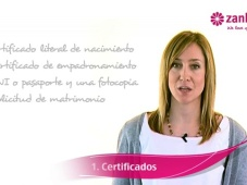 Requisitos para una boda civil [Video]