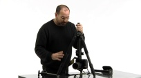 Vincent Versace - A Walk Through the Induro CT314 Carbon Fiber Tripod & BHL-3 Head