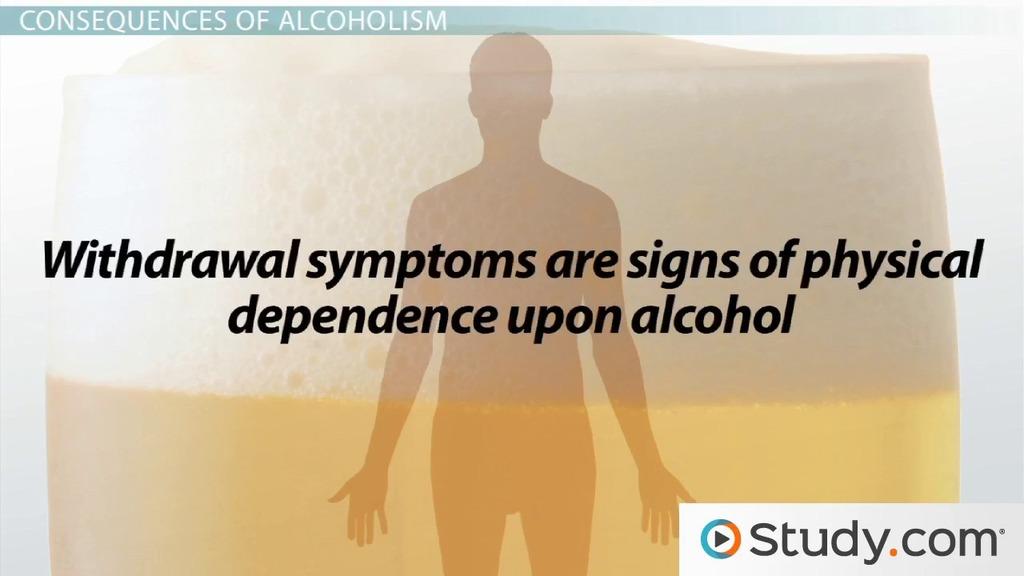 alcoholism causes symptoms effects treatment video lesson alcoholism causes symptoms effects treatment video lesson transcript com
