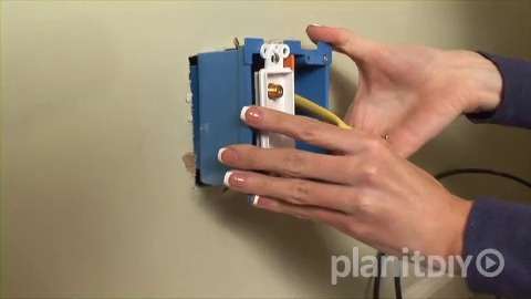 Adding An Electrical Outlet Above An Existing Outlet:  PlanItDIYrh:planitdiy.com,Design