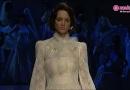 Desfile de vestidos de novia Yolan Cris 2013