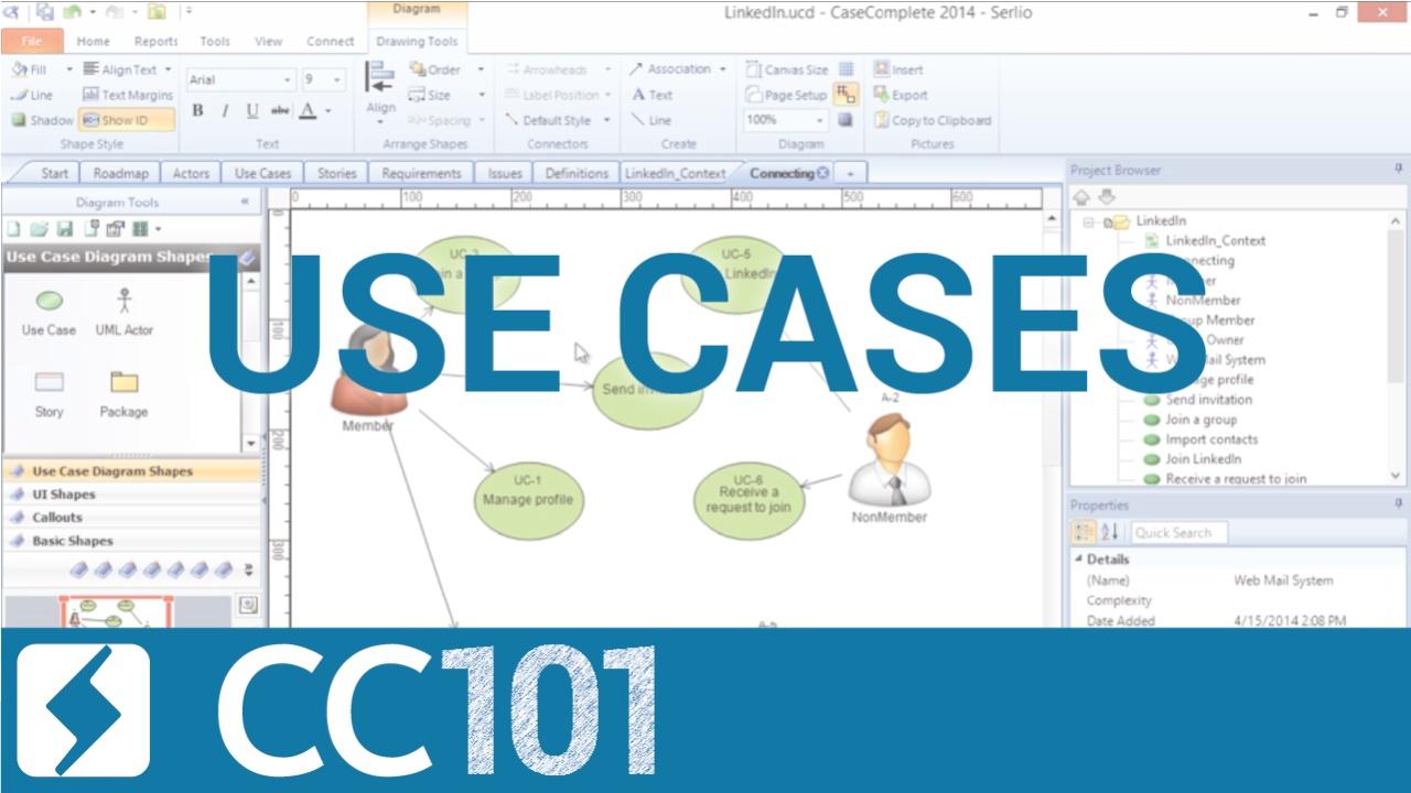Create Use Cases