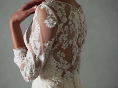 Maggie Sottero und Midgley Brautkleider: Eine sinnliche Frühjahreskollektion 2015