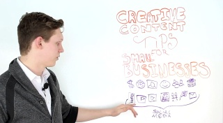 Creative Content Tips For Small Businesses