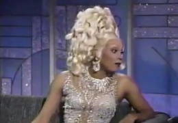 Rupaul - on Arsenio Hall (1993) thumbnail