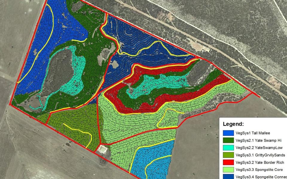 semi arid ecosystem