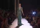 Desfile Elie Saab Out./Inv. 2012 na Paris Haute Couture