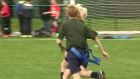 Active Games 2013 - Tag Rugby