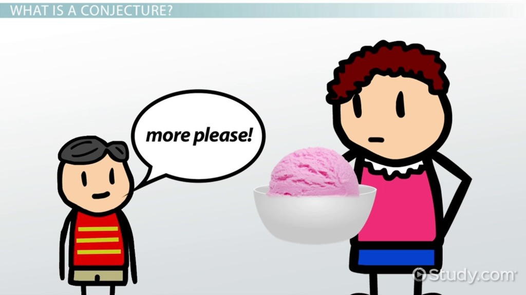 Conjecture in Math: Definition & Example - Video & Lesson ...