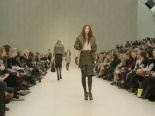 Dfil Burberry automne hiver 2012-2013