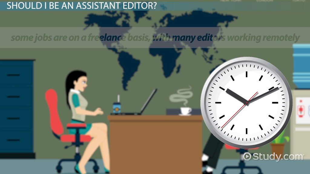 How To Become An Assistant Editor Education And Career Roadmap