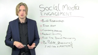 The Six Principles Of A Great Social Media Engagement Strategy