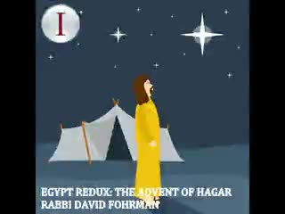 Egypt Redux: The Advent of Hagar