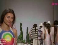 Mara Hoffman primavera 2015: Vestidos y conjuntos de fiesta con un aire casual y colores crudos… ¡Un must!