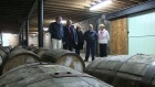 Local MP visits new distillery