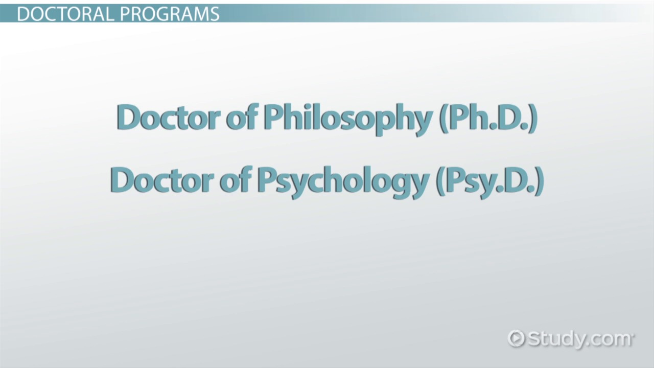 What are some degrees or certifications AFTER an MA besides PhD or PsyD?