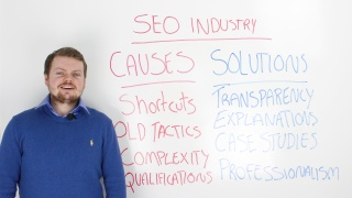 Cleaning Up The SEO Industry