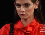 Highlights Monica Chiang Primavera-Verano 2013 en la Mercedes Benz Fashion Week