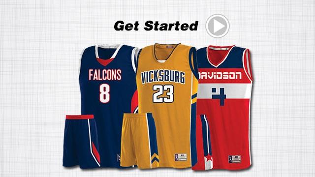Video Thumbnail. Tap for sound. 2 33. Basketball Uniform Builder 461a2d0c505a