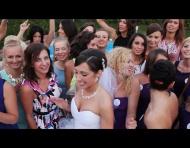 Ślubny LipDub – szalony film z dnia ślubu