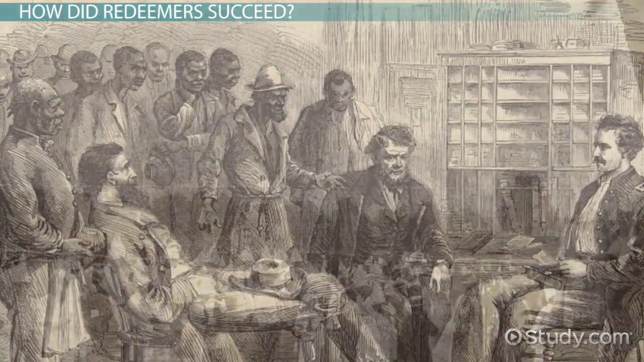 reconstruction a failure essays Essay on the civil war and reconstruction the civil war was the turning point in the us history, while the reconstruction era has completed the achievements of the civil war and changes launched by the war.