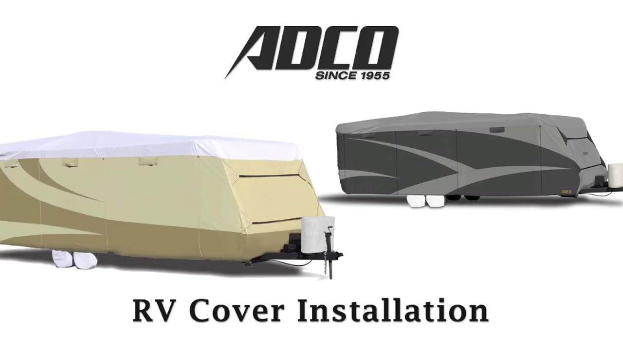 Wistia video thumbnail - ADCO RV Cover Installation