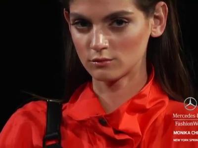 Monika Chiang Primavera 2013 - Merzedes Benz Fashion Week